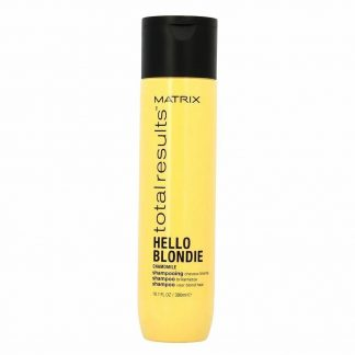 MATRIX Total Results Hello Blondie Chamomile Shampoo for brilliance 10.1 fl oz / 300 ml