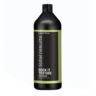 MATRIX Total Results Rock it Texture Polymers Conditioner 33.8 fl oz / 1 litre