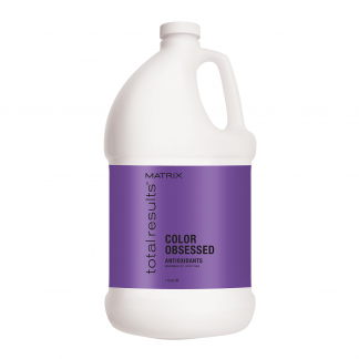 MATRIX Total Results Color Obsessed Antioxidants Shampoo for color care 1 gallon / 3.8 litre