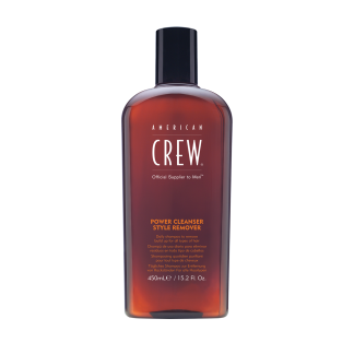 AMERICAN CREW Power Cleanser Style Remover Shampoo 15.2 fl oz / 450 ml