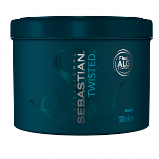 SEBASTIAN Twisted Curl Mask 16.9 fl oz / 500 ml