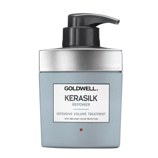 GOLDWELL KeraSilk RePower Intensive Volume Treatment 16.9 fl oz / 500 ml