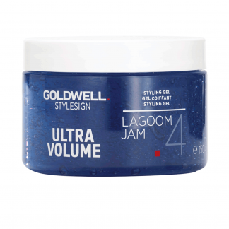 GOLDWELL StyleSign Ultra Volume Styling Gel, Lagoom Jam 4, 5 oz / 142 g
