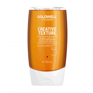 GOLDWELL StyleSign Creative Texture Powerful Acrylic Gel, Hardliner 5, 4.7 oz / 133 g