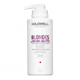GOLDWELL DualSenses Blondes & Highlights 60 Second Treatment 16.9 fl oz / 500 ml