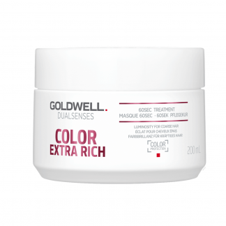 GOLDWELL DualSenses Color Extra Rich 60 Second Treatment 6.7 fl oz / 200 ml