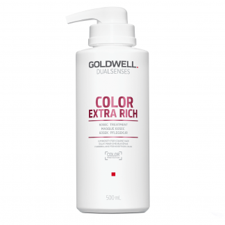 GOLDWELL DualSenses Color Extra Rich 60 Second Treatment 16.9 fl oz / 500 ml