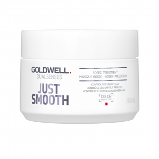 GOLDWELL DualSenses Just Smooth 60 Second Treatment 6.74 fl oz / 200 ml