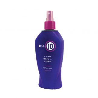 It's a 10 Miracle Leave-In Product 10 fl oz / 296 ml