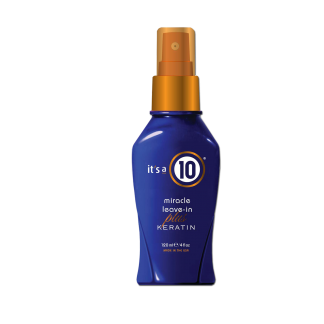 It's a 10 Miracle Leave-In PLUS Keratin 4 fl oz / 118 ml