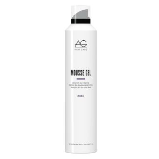AG HAIR CARE Mousse Gel Extra Firm Curl Retention 10 oz / 284 g