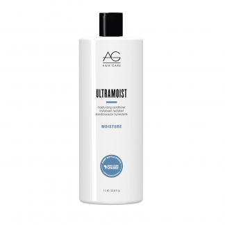 AG HAIR CARE UltraMoist Moisturizing Conditioner – Moisture 33.8 fl oz / 1 litre