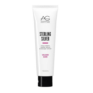 AG HAIR CARE Sterling Silver Toning Conditioner Colour Care 6 fl oz / 175 ml