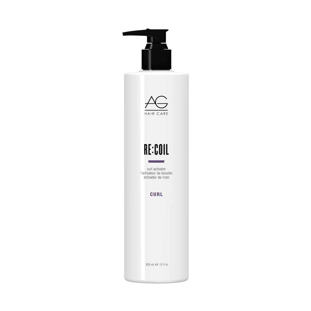 AG HAIR CARE Re:Coil Curl Activator 12 fl oz / 355 ml