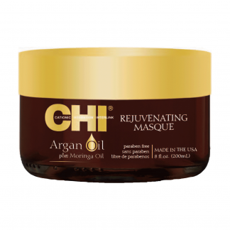 CHI Argan Oil plus Moringa Oil Rejuvenating Masque 8 fl oz / 237 ml