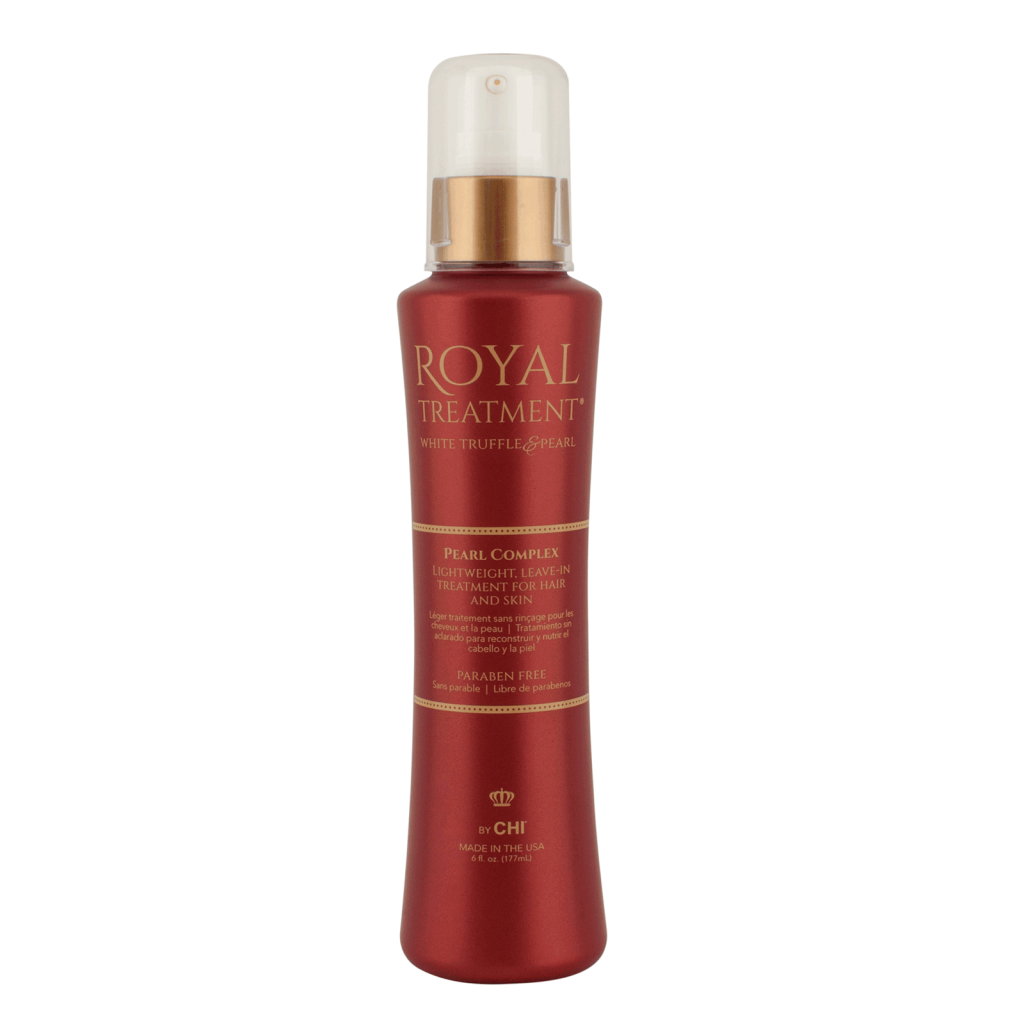 CHI Royal Treatment White Truffle & Pearl – Pearl Complex Leave-In Treatment 6 fl oz / 175 ml