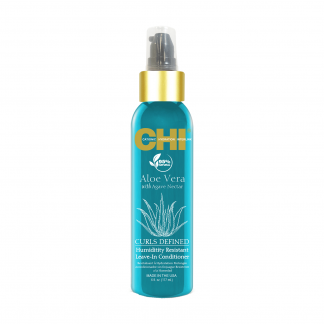 CHI Aloe Vera Curls Defined Humidity Resistant Leave In Conditioner 6 fl oz / 175 ml