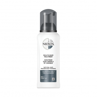 NIOXIN System 2 Scalp Treatment, SPF 15 Sunscreen, for fine hair, noticeably thinning 6.76 fl oz / 200 ml