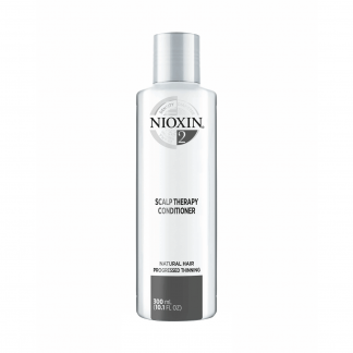 NIOXIN System 2 Scalp Therapy / Conditioner for Natural Hair, progressed thinning 10.1 fl oz / 300 ml