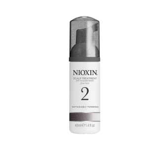 NIOXIN System 2 Scalp Treatment, SPF 15 Sunscreen, for fine hair, noticeably thinning 1.4 fl oz / 41 ml