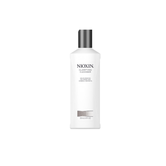 NIOXIN Clarifying Cleanser, helps remove chlorine and mineral deposits 6.76 fl oz / 200 ml