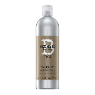 TIGI Bedhead for Men Clean Up Daily Shampoo 25 fl oz / 750 ml