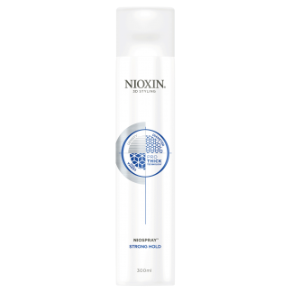 NIOXIN 3D Styling NioSpray Strong Hold 10.14 fl oz / 300 ml