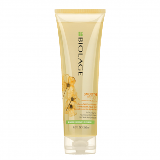 MATRIX Biolage SmoothProof Camelia Aqua Gel Conditioner for Fine, Frizzy Hair 8.5 fl oz / 250 ml