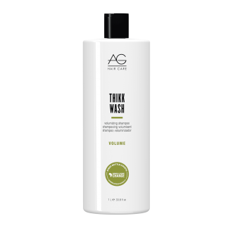 AG HAIR CARE Volume Thikk Wash Volumizing Shampoo 33.8 fl oz / 1 litre
