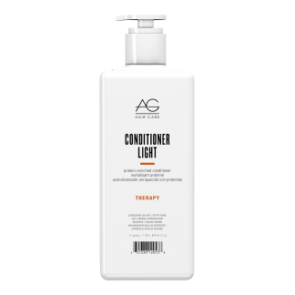AG HAIR CARE Therapy Conditioner Light – Protein-Enriched 0.5 gallon / 1.89 litre