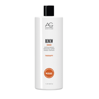AG HAIR CARE Therapy Renew Clarifying Shampoo 33.8 fl oz / 1 litre