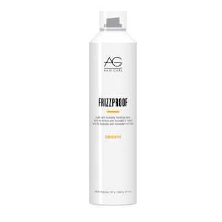 AG HAIR CARE Smooth Frizzproof – Argan Anti-Humidity Finishing Spray 8 oz / 227 g