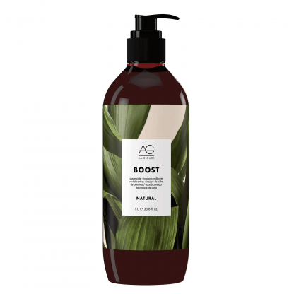 AG HAIR CARE Natural Boost Conditioner 33.8 fl oz / 1 litre