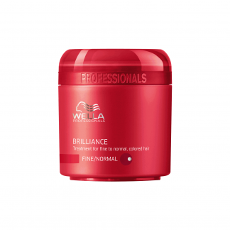 WELLA PROFESSIONALS Brilliance Treatment for Fine to Normal Colored Hair 5.07 fl oz / 150 ml