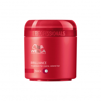 WELLA PROFESSIONALS Brilliance Treatment for Course Colored Hair 5.07 fl oz / 150 ml