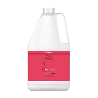 WELLA PROFESSIONALS INVIGO Brilliance Coarse Shampoo 1 gallon / 3.8 litre