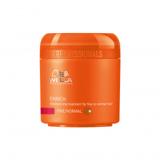 WELLA PROFESSIONALS Enrich Moisturizing Treatment for Fine to Normal Hair 5.07 fl oz / 150 ml
