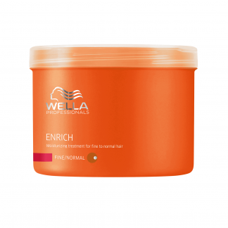 WELLA PROFESSIONALS Enrich Moisturizing Treatment for Fine to Normal Hair 16.9 fl oz / 500 ml