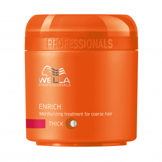 WELLA PROFESSIONALS Enrich Moisturizing Treatment for Coarse Hair 5.07 fl oz / 150 ml
