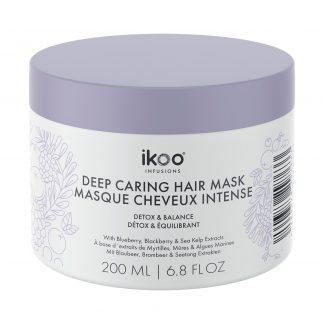 ikoo Deep Caring Hair Mask Detox and Balance 6.8 fl oz / 200 ml